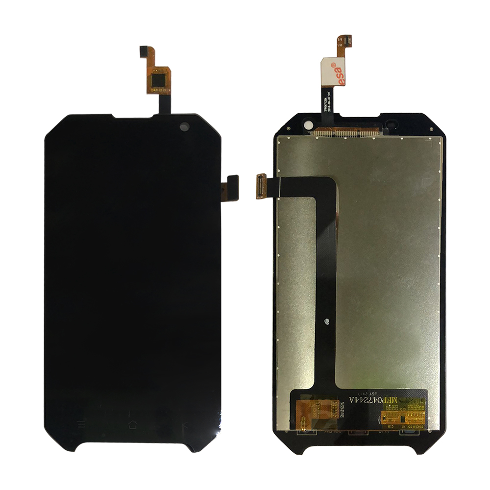 4.7 inch <font><b>LCD</b></font> For Blackview <font><b>BV6000</b></font> <font><b>LCD</b></font> Display+Touch Screen 100% Tested Screen Digitizer Assembly Replacement image