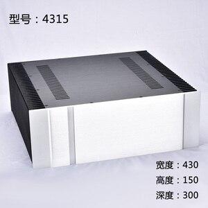 Двойной радиатор BRZHIFI BZ4315PASS, алюминиевый чехол для усилителя мощности класса А
