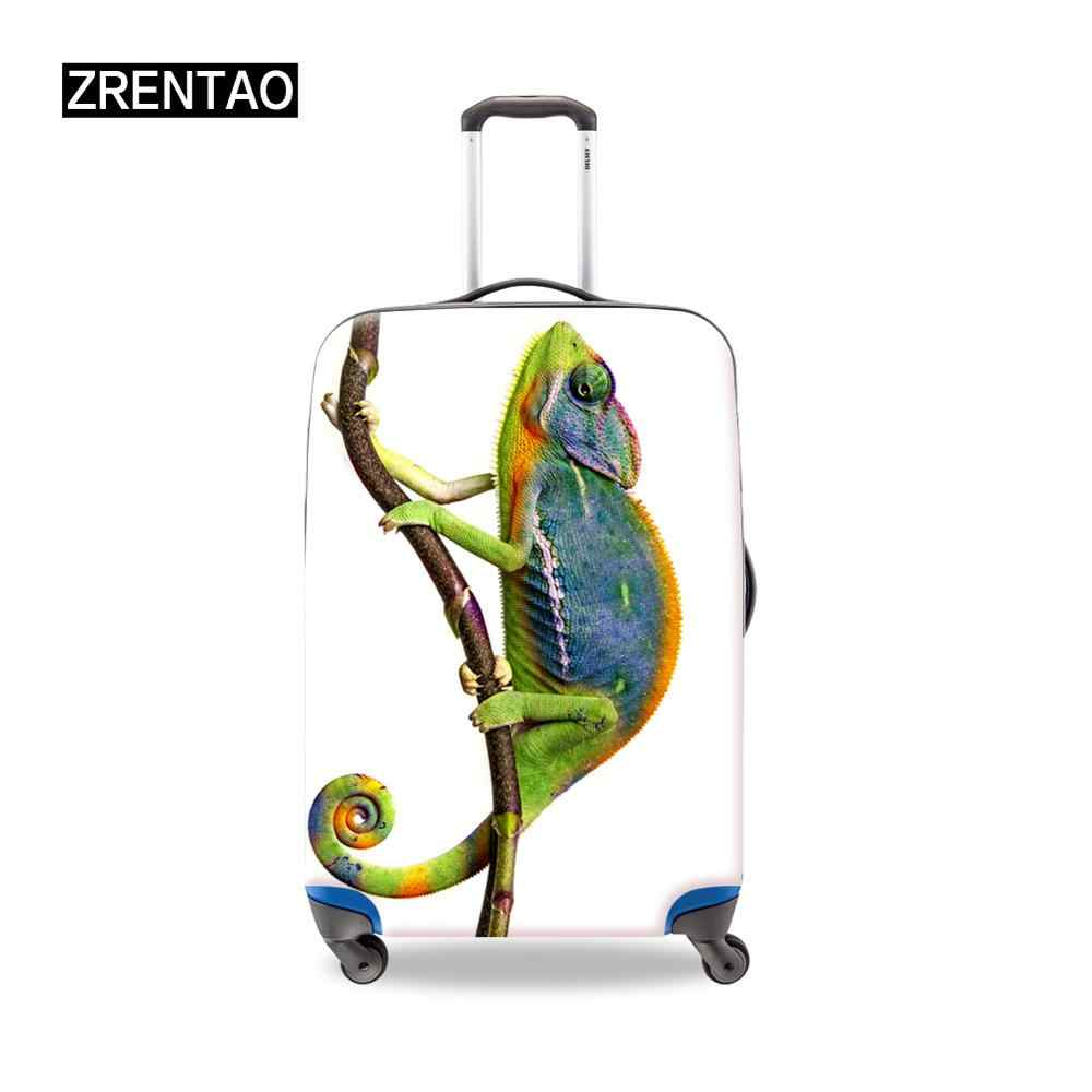 Lizard 22/26/28Inch Waterproof Luggage Sets Protective Cover Dust-Proof Traveling Suitcase Baggage Elastic Stretch Protection
