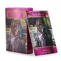 Romantik Engel Oracle Karten Deck Tarot Karten doppel spiel Durch Doreen Tugend Vergriffen Holographische