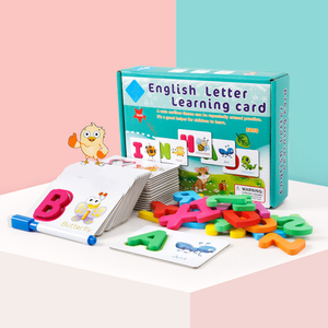Baby Early Educational Card En