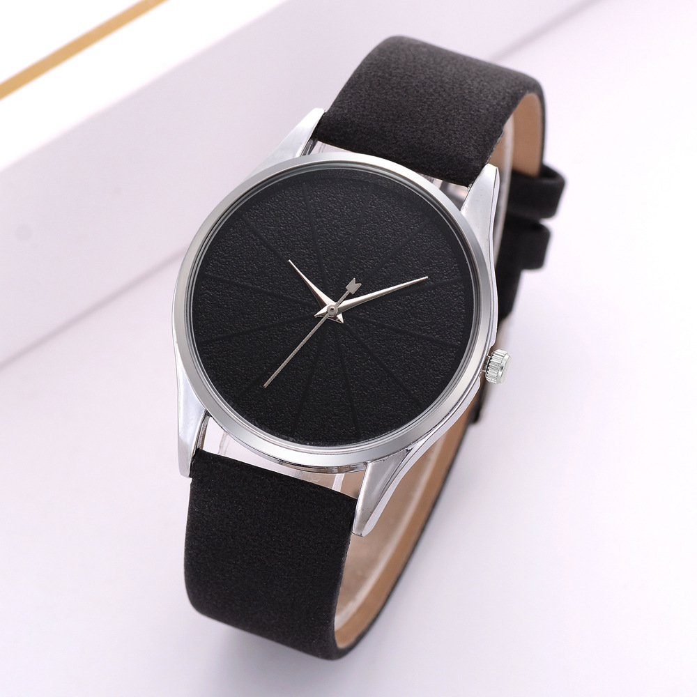 Women Simple Watch Leather Strap Analog Quartz Wrist Watches Fashion Casual Ladies Watch Women Clock Relogio Feminino Relojes