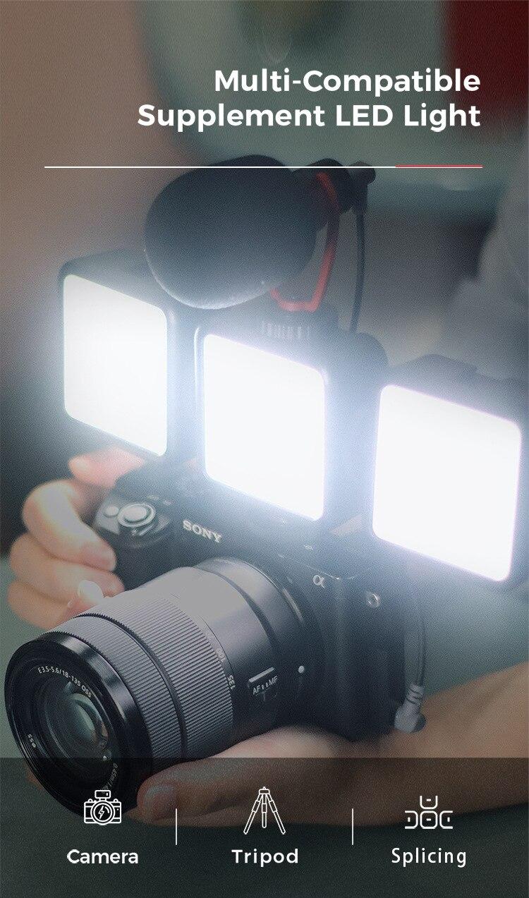 V светильник светодиодный студийный видео широкий спектр совместимости