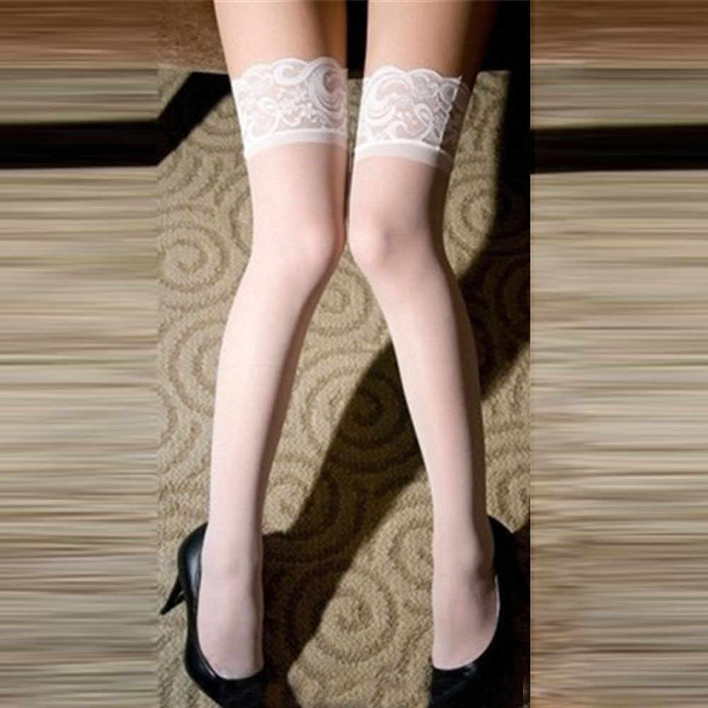 新セクシーなストッキング女性腿の高シルクストッキングセクシーな修理脚靴下エキゾチックアクセサリーセクシーな衣装エロストッキング D3