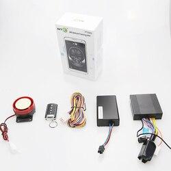 Alarm śledzenie Gps dla motocykl motocykl z zdalnego uruchomienia silnika i zatrzymać funkcję lokalizacji GPS dla androida i IOS NTG02M