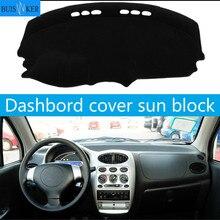 цена на for Chery QQ A1 QQ3 QQ6 Sweet IQ MVM110 A1 08-11 Dashboard Cover Sun Shade Dash Mat Pad Carpet Car Stickers Interior Accessories