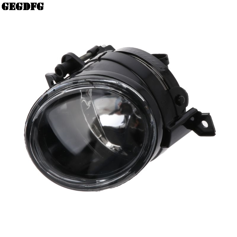 Front Bumper Convex Len Driving Lamp Fog Light Right For VW Golf GTI Jetta MK5 Tiguan EOS Caddy With H11 plug