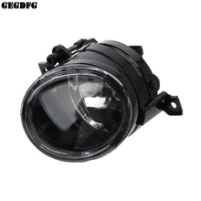 купить Front Bumper Convex Len Driving Lamp Fog Light Right For VW Golf GTI Jetta MK5 Tiguan  EOS Caddy With H11 plug дешево