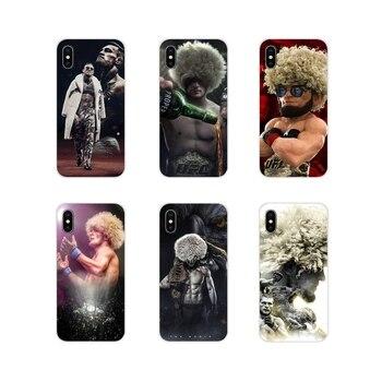 Habib Nurmagomedov accesorios fundas de teléfono para ZTE Blade A5 2019 V6 V7 V8 Lite V9 V10 un 452, 510, 512, 520, 530, 602, 610, 910