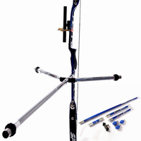 Archery Balance Bar Stabilizer Balance Rod Damper Archery Competition Hunting Target Shooting Practice Recurve Bow Accessories