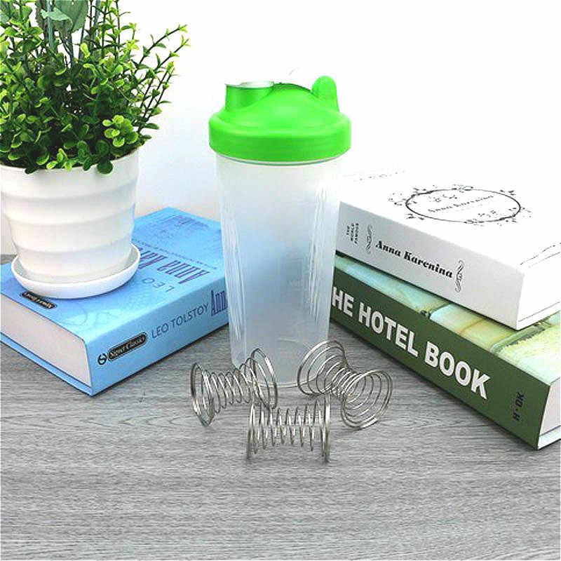 SUEF 1pcs In Acciaio Inox Frusta A Sfera Per Shaker di Proteine Bottiglia di Acqua Palla Succo di Latte Drink Mixer Shaker Palla Mix bottiglia di forma fisica