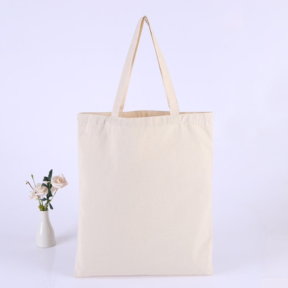 10 pieces/lot  Nature Cotton Tote Bags,Plain cotton bags,Cotton Shoulder Bags,Custom Size Logo Print Accept-in Top-Handle Bags from Luggage & Bags    3