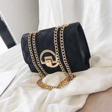лучшая цена Summer Women Bag 2019 New Large Capacity Shoulder Bag Handbag Crossbody Bag Women Chain Bag