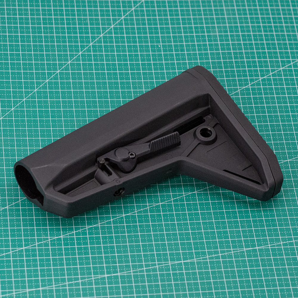 Image 5 - Outdoor Tactical Game Equipment for Airsoft Air Guns Jinming 8 Gen9 M4 AR15 Nylon Rear Butt Model Rifle Paintball AccessoriesPaintball Accessories   -