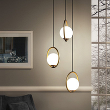 Modern LED Pendant Lights Living Room Lighting Industrial Hanging Lustre Suspension Ball Glass Pendant Lamps Kitchen Fixtures free shipping modern industrial geometric shapes pendant lights lamps black color kitchen ceiling fixtures lighting