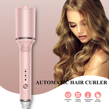 Automatic Hair Curler Ceramic Auto Rotate Curling Iron Long-lasting Hair Styling Temperature Wave Hair Care Electric Hair Curler