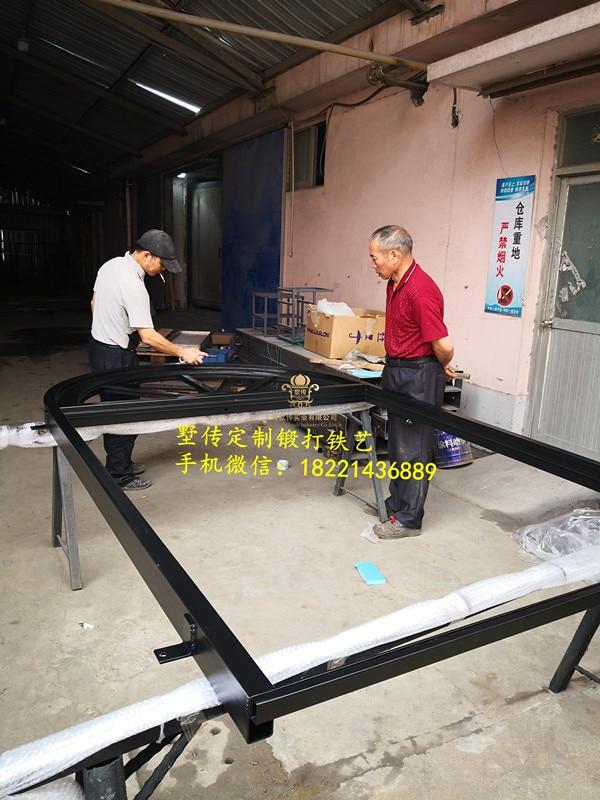 Shanghai Hench Brand China Factory 100% Custom Made Sale Australia Front Door Iron Security Gate