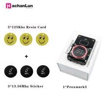 Новейшая версия Proxmark3 IC/ID, считыватель смарт карт, rfid метка, копировальный аппарат, USB NFC, Дубликатор, сменная карта Mfoc, карта клона, трещина