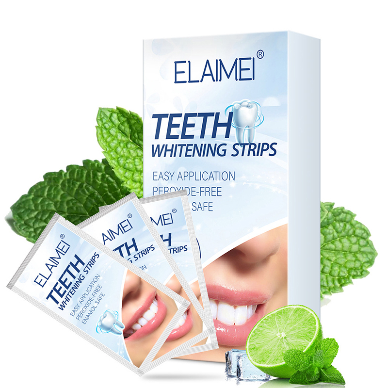 Купить полоски улучшенные эластичные для отбеливания зубов гигиена