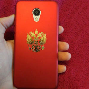 Laptop tablet sticker Innovative Design Two-Headed Eagle Logo Metal Sticker Is Suitable For i7/8 HUAWEI XiaoMi Tablet PC Phone