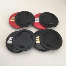 4 pçs 70mm para B-BS carro emblema roda centro hub tampas emblema cobre estilo do carro acessórios automóveis