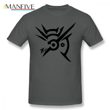 Dishonored T Shirt Outsider Mark T-Shirt XXX Cotton Tee Shirt Print Short-Sleeve Male Classic Cute Tshirt видеоигра для ps4 dishonored death of the outsider