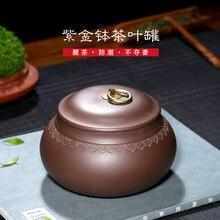 Changtao duża Yixing Zisha dzbanek na herbatę Pu'er dzbanek na herbatę słoik z uszczelką Zijin pot Zisha dzbanek na herbatę 890cc