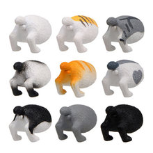 1Pc Leuke 3D Kat Ass Magneet Magneten Sticker Cartoons Gift Souvenir Home Decor Keuken Telefoon Accessoires(China)