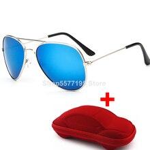 Boys Girls Retro Fashion Aviation Sunglasses Kids Goggles St