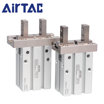 цена 1 pcs AIRTAC HFZ Series Air Gripper Pneumatic Air Cylinder HFZ6 HFZ10 HFZ16 HFZ20 HFZ25 онлайн в 2017 году