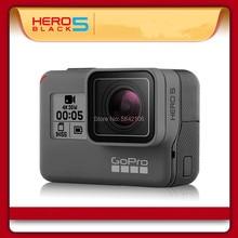 Gopro hero 5 câmera de esportes ao ar livre câmera de ação preta com 4k ultra hd vídeo gopro 5