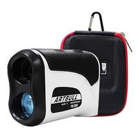 ARTBULL-telémetro láser para caza y Golf, medidor de distancia, telescopio de 800m y 2000m de altura