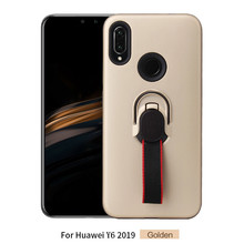 Cover for Huawei MATE 20 PRO P20 P30 Pro lite case Honor 8X 8A 8S Y5 Y6 Y7 Y9 2019 Y6 2018 shockproof ring holder phone case luxury fashion glitter shining cases for huawei y9 2019 y6 2018 y5 honor 8x 10 tpu phone back cover mate 20 lite case p20 pro 9
