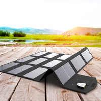100W 80W Pannelli Solari 5V 12V 18V 100W Del Pannello Solare Del Caricatore per Il Iphone Ipad macbook Samsung LG Hp Asus Dell Batteria Auto E Altro Ancora.