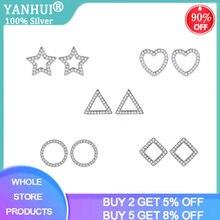 Yanhui новая модель купального костюма 5 Стиль 925 серебряные
