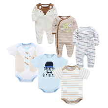 2019 Christmas Spring Autumn Onesie Baby Clothing Newborn Soft Cotton Rompers 0-12M Infant Jumpsuit Baby Cartoon Costume Pajamas i k new spring autumn baby clothes infant rompers thick warm cotton jumpsuit soft pajamas flower pattern long sleeves py25040