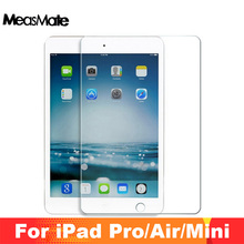 0.3mm 9H Premium Protective Film For Apple iPad mini 2 3 4 Tempered Glass For iPad Air 2 ipad 5 6 Pro 9.7 inch Screen Protector full cover matte frosted tempered glass for apple ipad 5 6 ipad 2017 2018 ipad air 1 2 mini 4 9 7 tablet screen protector film