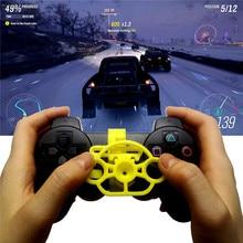MiniพวงมาลัยControllerอุปกรณ์เสริมสำหรับSony Playstation PS3แข่งเกม