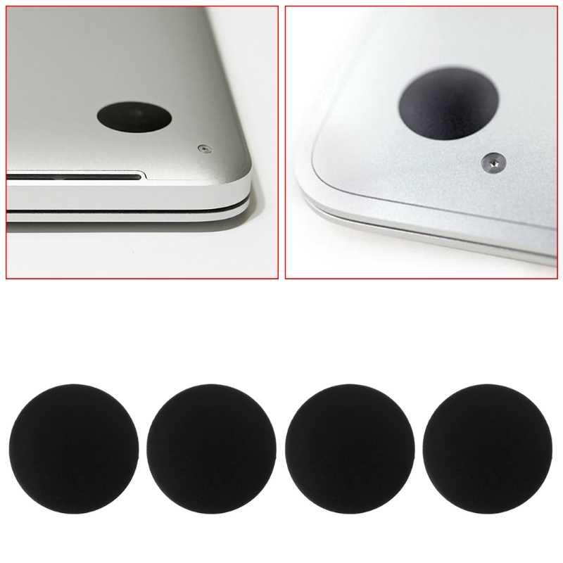 4 pièces boîtier inférieur Pieds En Caoutchouc Tampon De Remplacement Pour Macbook Pro Retina A1398 A1425