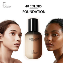 Pudaier Face Foundation Makeup Liquid Cream Matte Base Concealer Cosmetic Dropshipping