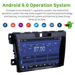 "Image 3 - Seicane 2DIN 9 ""الروبوت 9.0 سيارة نظام صوت للتنقل باستخدام جهاز تحديد المواقع مشغل وسائط متعددة ل 2007 2008 2009 2010 2011 2014 مازدا CX 7 cx7 cx 7"