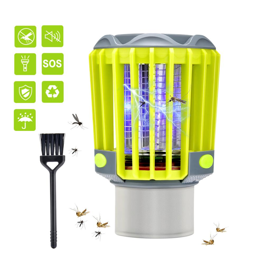 3 IN 1Mosquito Killer Lamp Anti Mosquito Night Light IP67 Waterproof Fly Mosquito Trap Light Anti Mosquitos Insect Repeller|Mosquito Killer Lamps| |  - title=