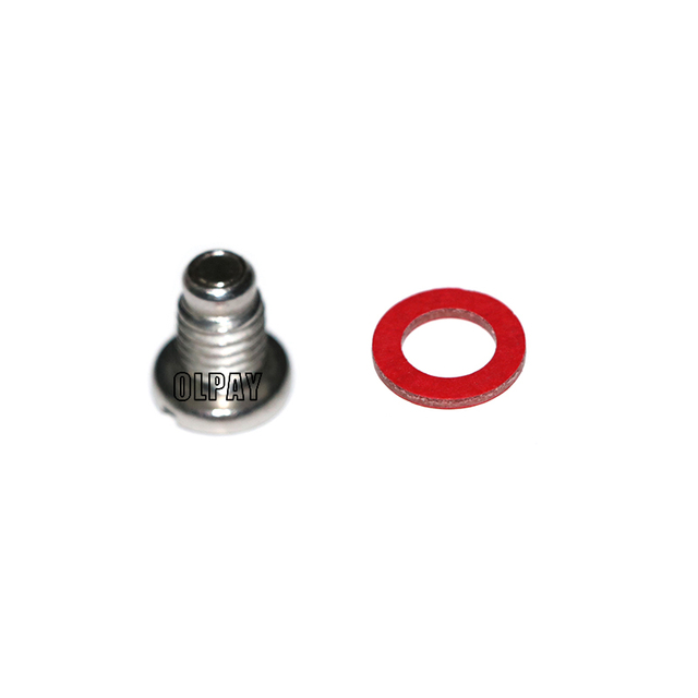 90340-08002-00 stainless steel plug, screw For Yamaha boat engine 2