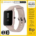 Глобальная версия Amazfit Huami Bip Lite 2 оригинальные xiaomi Смарт часы gps 45 дней батарея глонесс сердечного ритма HUAMI умные часы