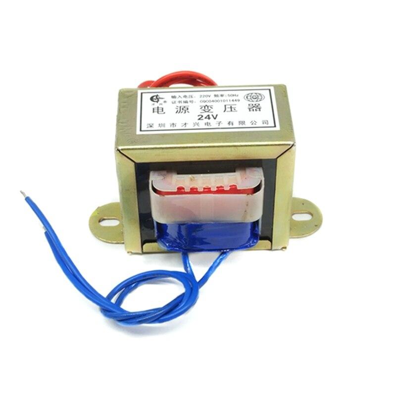 Image 2 - transformador 50W power audio transformer input 380V220V to AC 6V9V12V15V18V24V30V36V110V single double AC transformerTransformers   -