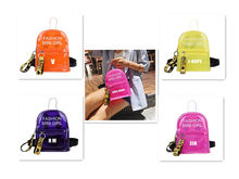 KPOP JIN SUGA V JUNGKOOK JIMIN RM J-HOPE RAP MONSTER name PVC jelly transparent shoulder bag MINI bag School Bags NEW Wholesale(China)