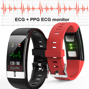 Image 4 - Body Temperature Monitor Smart Band ECG PPG Wristband Heart Rate Smart Watch Blood Pressure Measurement Sport Fitness Bracelet