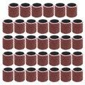 Набор абразивных шлифовальных лент, 338 шт., набор абразивных шлифовальных лент 1/2 ''1/4'' 3/8