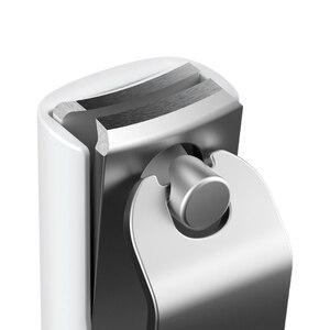 Image 5 - Xiaomi cortadora de uñas mijia, máquina profesional de corte de uñas de acero inoxidable, alta calidad