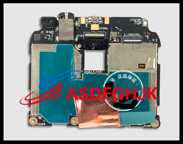 Original Motherboard For ASUS ZenFone 2 ZE551ML Z00AD Mainboard RAM 4GB+16GB Z3560 / 4GB+32GB Rom / 64GB / 4gb+128gb Test OK